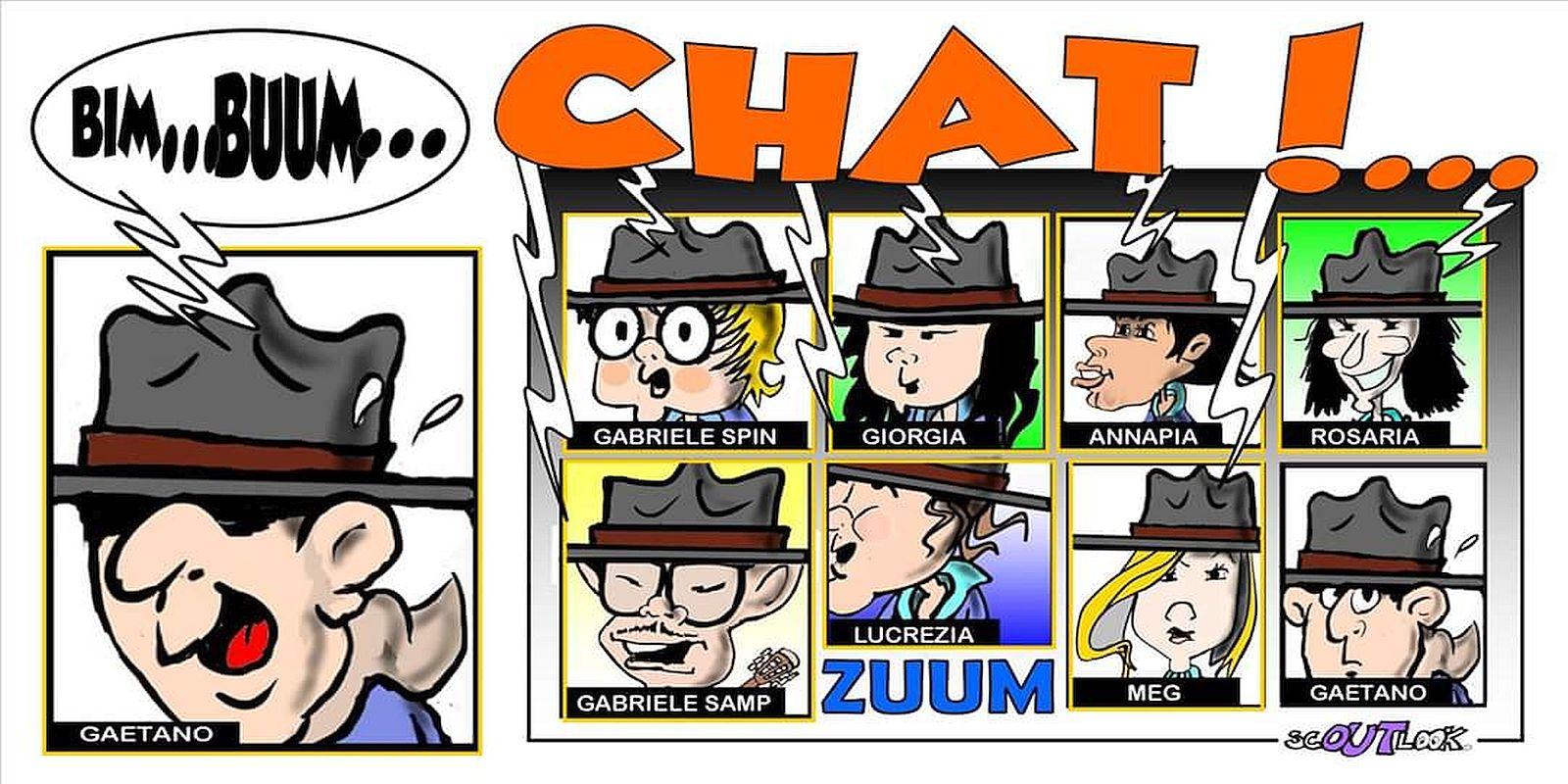Bim bum Chat!